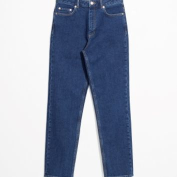 & Other Stories | Straight Denim Jeans | Indigo