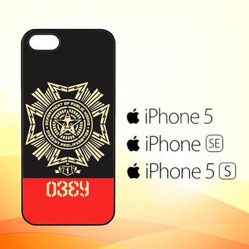Obey Clothing O0726  iPhone 5|5S|SE Case