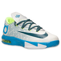 Boys' Grade School Nike KD VI Basketball Shoes