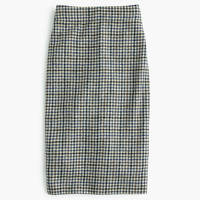 J.Crew Womens Tall No. 2 Pencil Skirt In Tweed