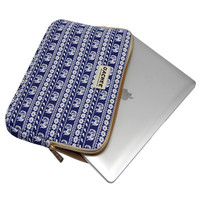 """New Canvas Elephant Design 12"""" 13.3"""" 14""""15.6"""" Laptop case ultrabook Sleeve Soft PC Notebook Bag Cover for macbook hp sony"""