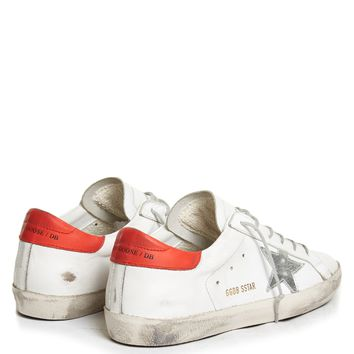 Super Star low-top leather trainers | Golden Goose Deluxe Brand | MATCHESFASHION.COM UK