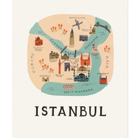 Rifle Paper Co. - Istanbul Print