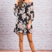 The Whole Package Dress, Black