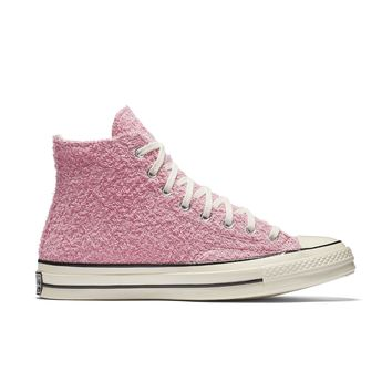 auguau Converse Chuck Taylor All Star '70 Fuzzy Bunny High Top Pink