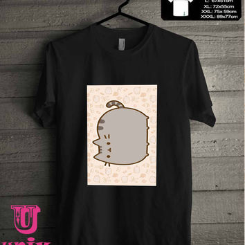 Pusheen T-Shirt for man shirt, woman shirt **