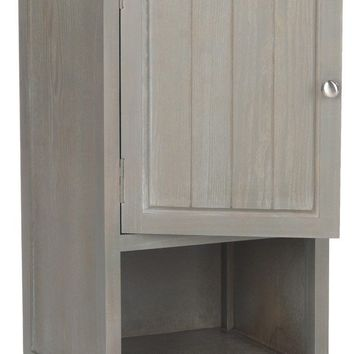 Jezabel End Table French Grey