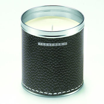 Original Leather Candle