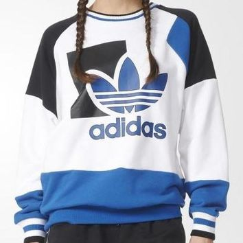 Trendsetter  Adidas  Women  Fashion Casual Top Sweater
