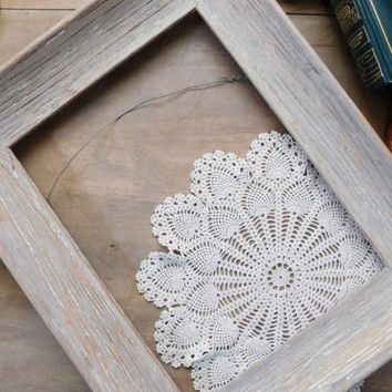 Rustic Wood Picture Frame 9 x 12