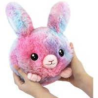 Squishable Mini Cotton Candy Bunny 7""