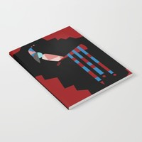birdie Notebook by Ia Po
