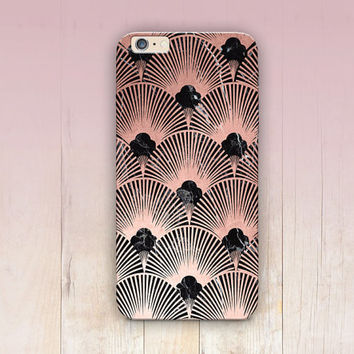 Art Deco Marble Phone Case  - iPhone 6 Case - iPhone 5 Case - iPhone 4 Case - Samsung S4 Case - iPhone 5C - Tough Case - Matte Case