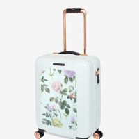 Small distinguishing rose suitcase - Mint   Bags   Ted Baker UK