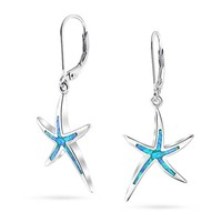 Bling Jewelry Starry Day Earrings