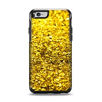 The Gold Glimmer Apple iPhone 6 Otterbox Symmetry Case Skin Set