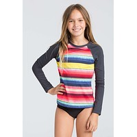 Billabong Girls - Fiesta Rashguard Set | Multi