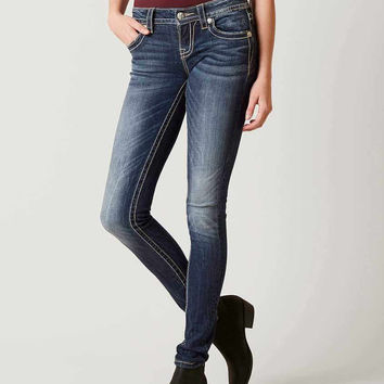 Miss Me Signature Skinny Stretch Jean - Women's Jeans in MK 220 | Buckle