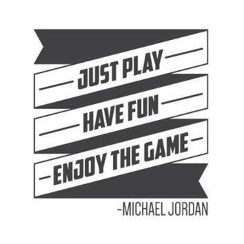 MDIGONB wall quote - Michael Jordan