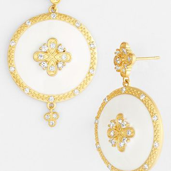 Women's Freida Rothman 'Metropolitan' Drop Earrings