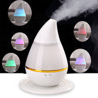 Ultrasonic Home Aroma Humidifier Air Diffuser Purifier Lonizer Atomizer 200ml Color White