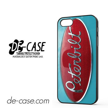 Peterbilt Truck Logo DEAL-8570 Apple Phonecase Cover For Iphone 5 / Iphone 5S
