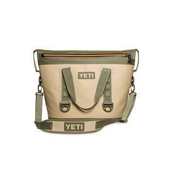 YETI Hopper Two 30 Field Tan Soft Sided Cooler