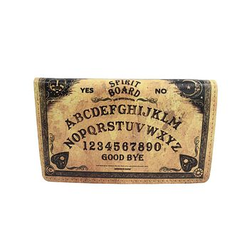 Nemesis Now Vintage Look Spirit Board Ouija Board Small Wallet Wiccan Gothic Gift