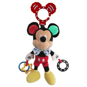 Disney Baby Mickey Mouse On-The-Go Activity Toy