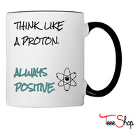 proton Coffee & Tea Mug