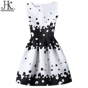 KEAIYOUHUO Summer Vestidos Sleeveless Fashion White Party Dresses Women Office Dress Halloween Costume For Women Christmas Dress