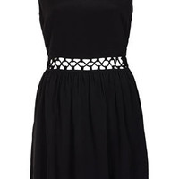 Lace Up Waist Mini Sun Dress - New In This Week  - New In