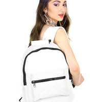 MESHIN' AROUND BACKPACK