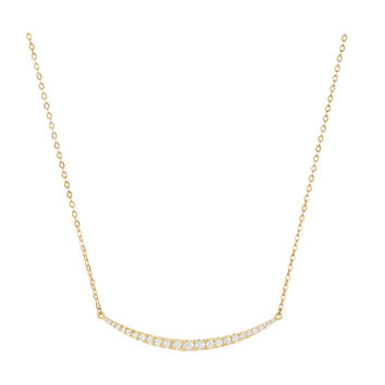 Kate Pave Necklace
