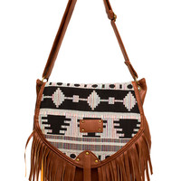 Cher Fringe Purse