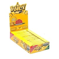 Juicy Jay's Banana 1 1/4 Rolling Papers