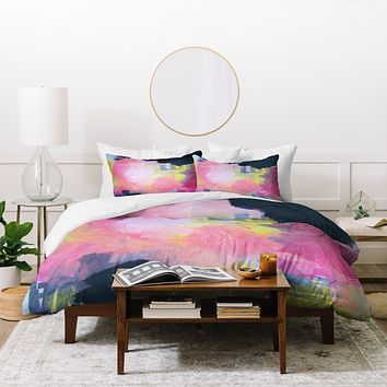 Natalie Baca Stolen Dream Duvet Cover