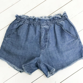 Jordan Shorts Chambray Medium