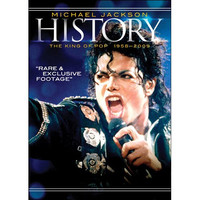 Michael Jackson: History - The King of POP 1958-2009 - DVD (Pre-owned)