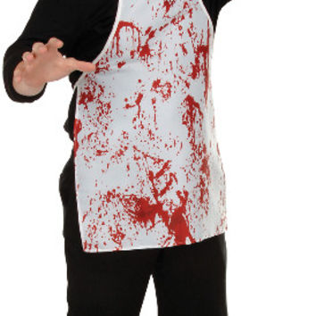 halloween horror fabric novelty apron Case of 6