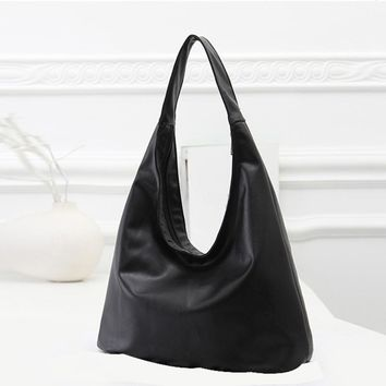Designer Hobo Style Leather Bag