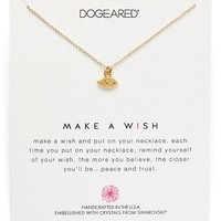 Women's Dogeared 'Swarovski Reminders' Pendant Necklace