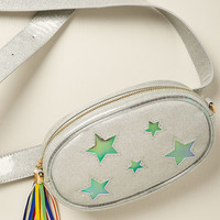 Banned Cosmic Sparkle Convertible Belt Bag