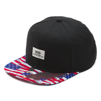 Walmer Snapback Hat | Shop at Vans