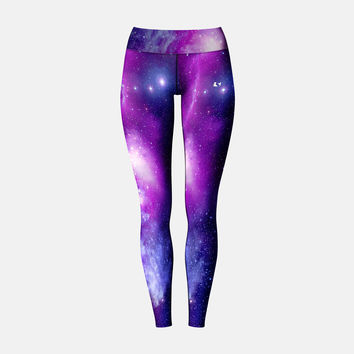 Nebula Yoga Pants