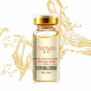 Pure Collagen Face Anti Aging Serum