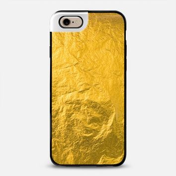 Gold iPhone 6 case by Sara Eshak | Casetify