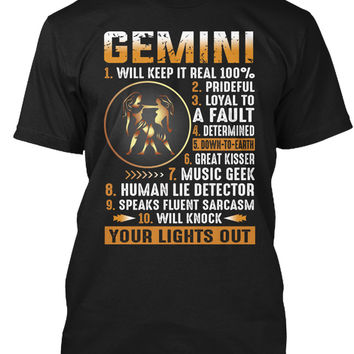 Gemini Will Keep It Real 100