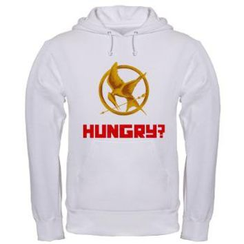 HG Hungry? Hooded Sweatshirt> The Hunger Games