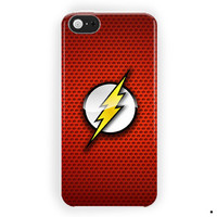 The Flash Logo Super Hero For iPhone 5 / 5S / 5C Case